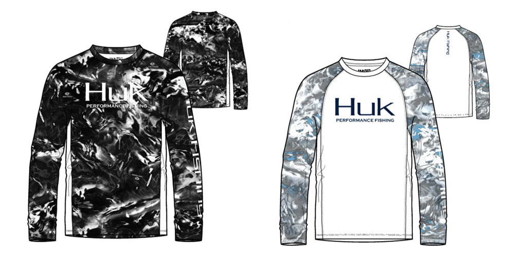 Huk Mossy Oak Elements Hydro