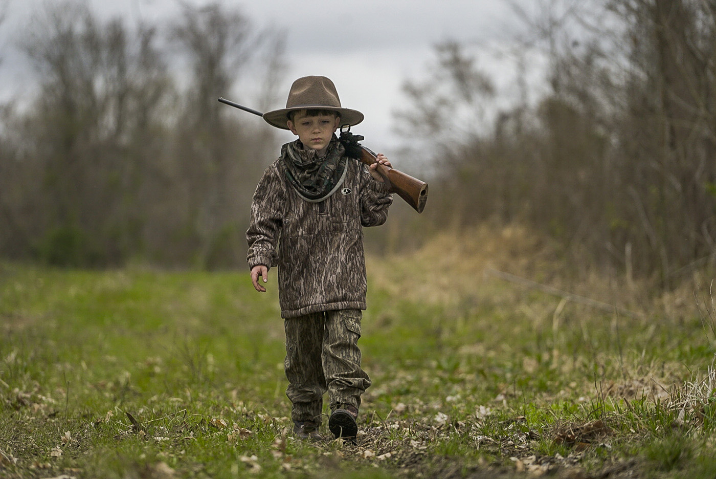 Youth Turkey Hunter