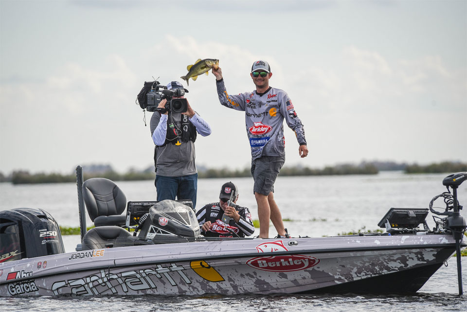6d178d15f09e A Look Inside Jordan Lee s MLF Bass Tour Win