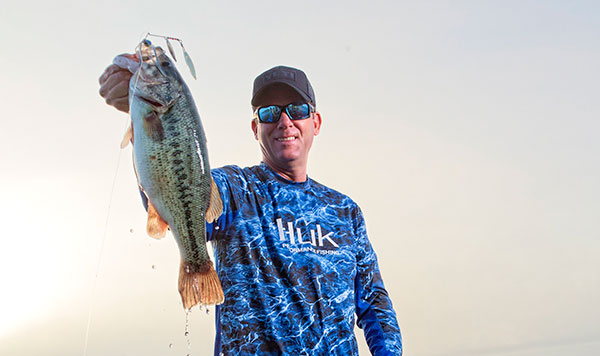 Kevin VanDam tips