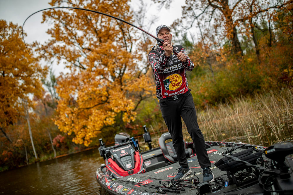 Kevin VanDam Mossy Oak Fishing Red Hook