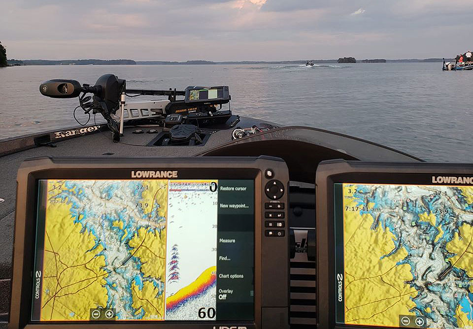 Lowrance imaging