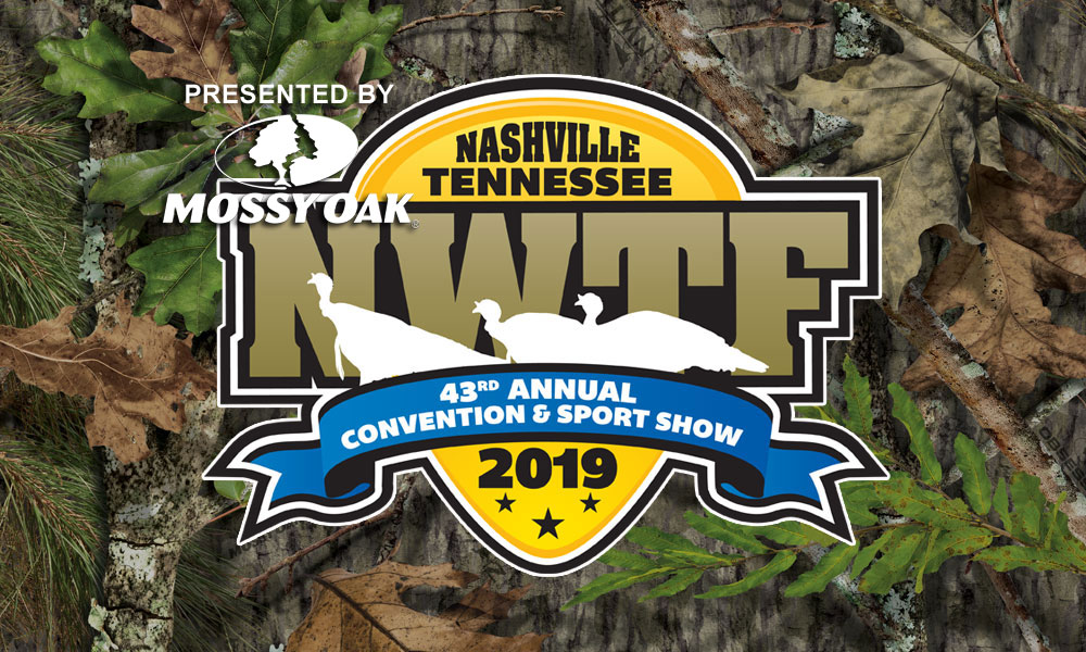 Mossy Oak NWTF Convention