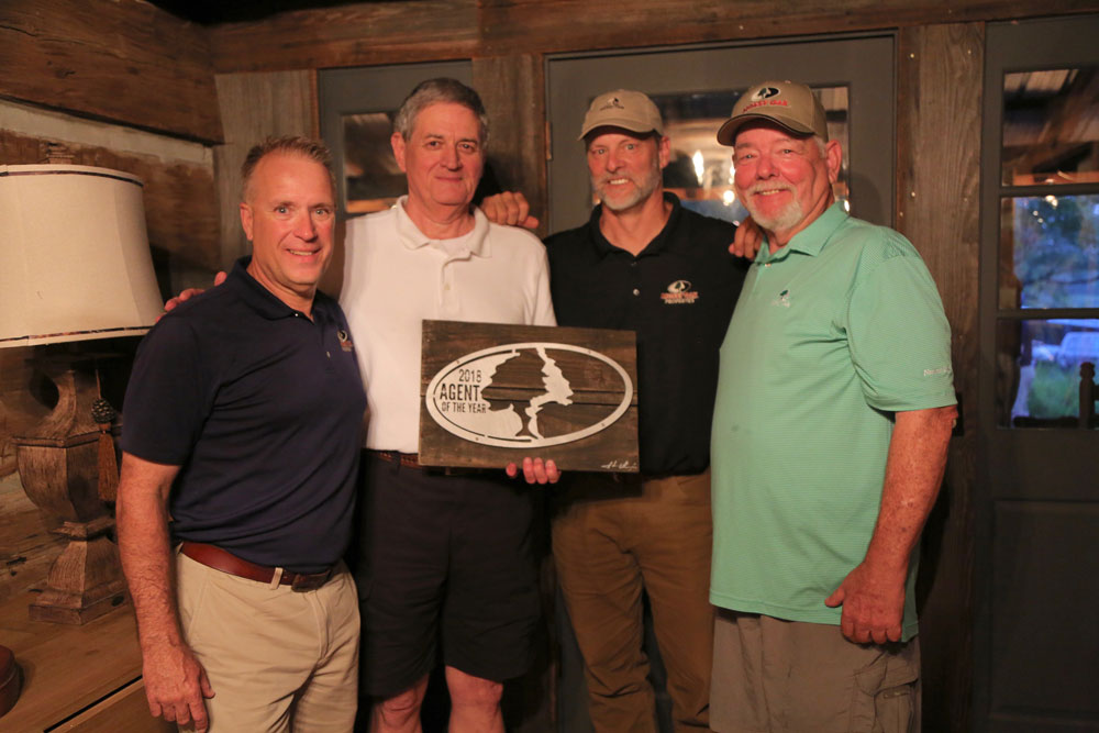 Mossy Oak Properties Agent of the Year 2018