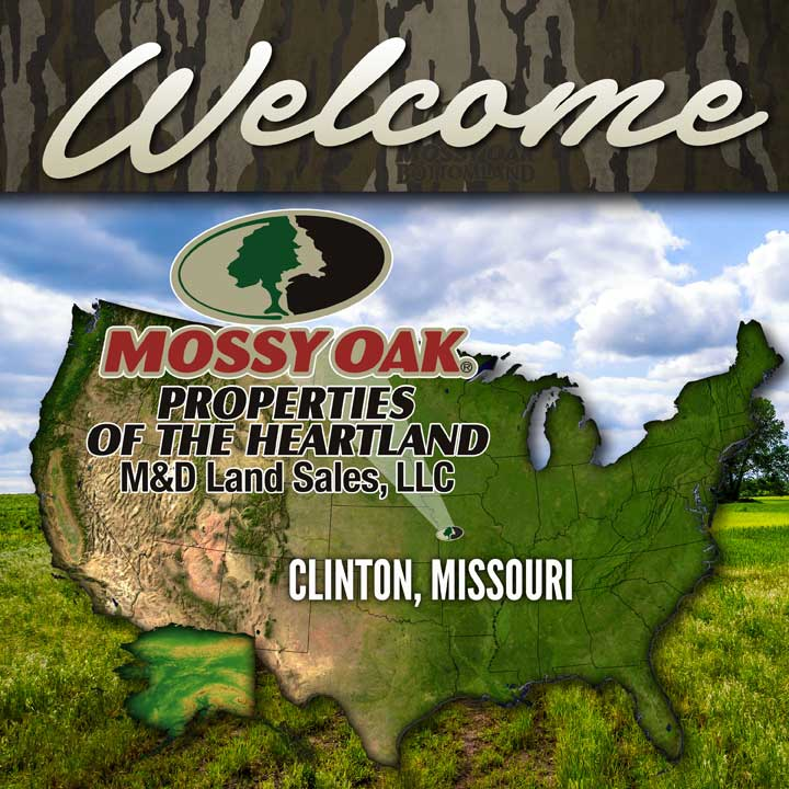 Mossy Oak Properties Clinton, MO