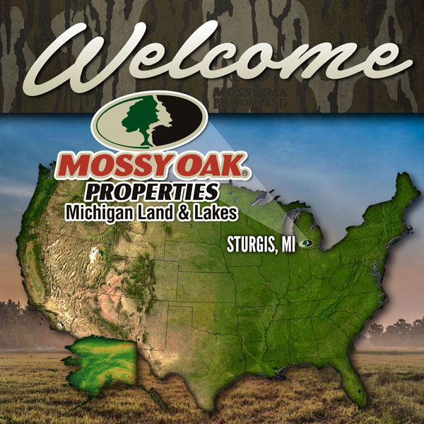 Mossy Oak Properties Michigan