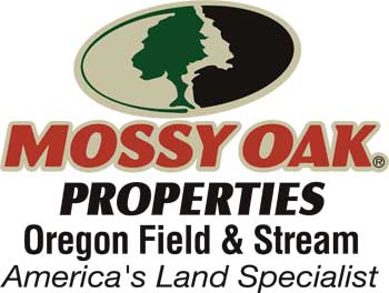 Mossy Oak Properties Oregon Logo
