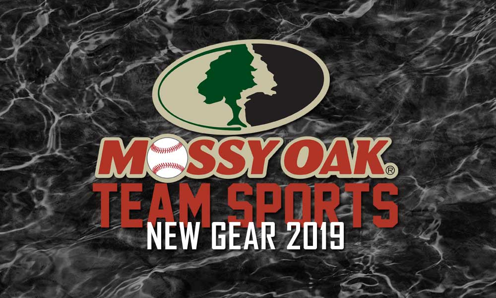 Mossy Oak Team Sports gear 2019