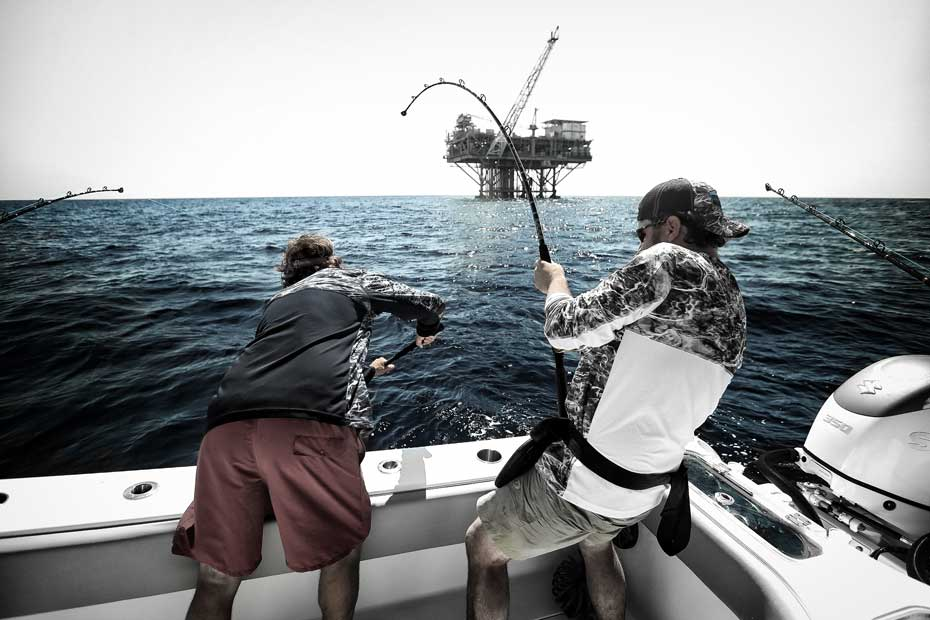 offshore fishing for tuna