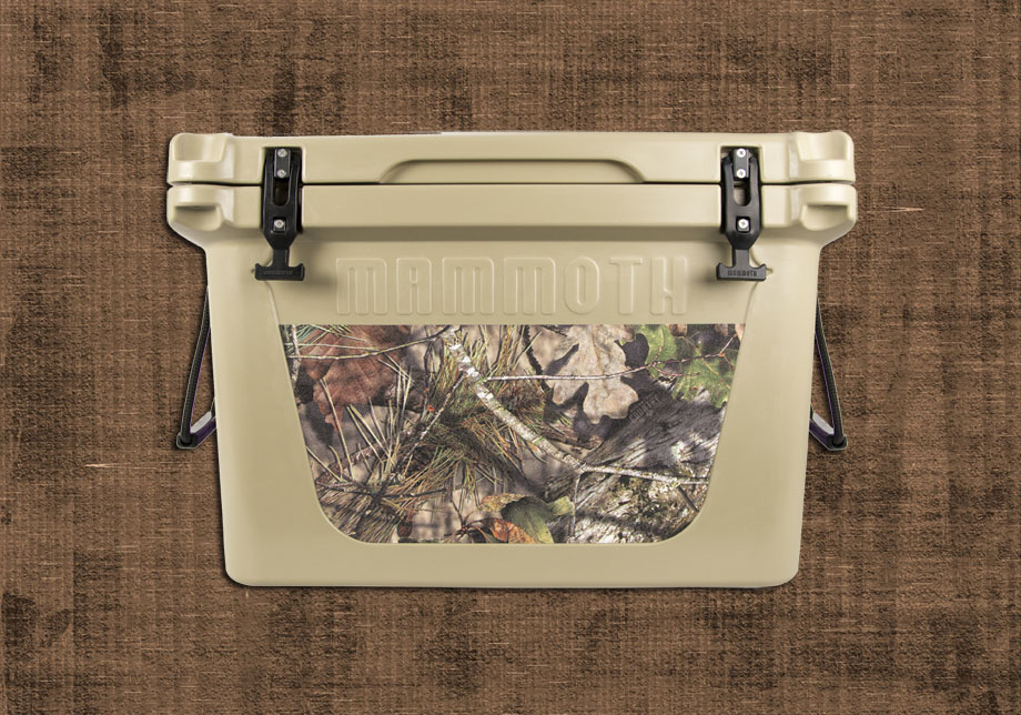 Mossy Oak Mammoth Cooler
