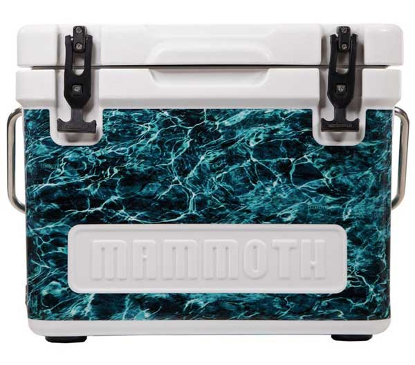 Mammoth Cooler Mossy Oak Elements