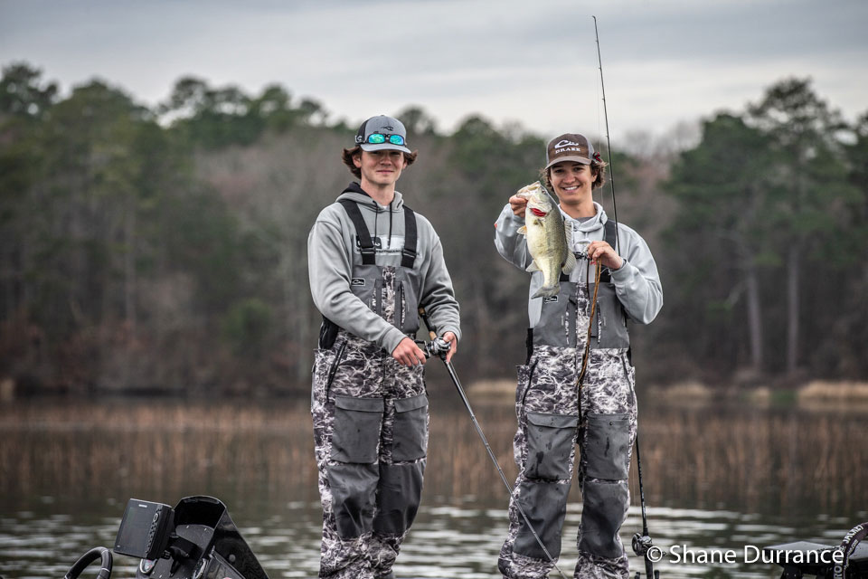 Marbut Smith 2020 Bassmaster High School
