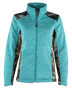 women's mossy oak jacket