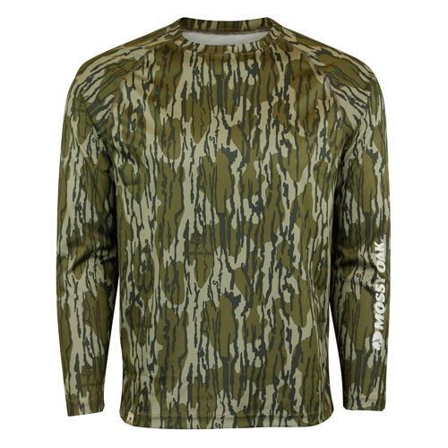 Mossy Oak Bottomland men long sleeve