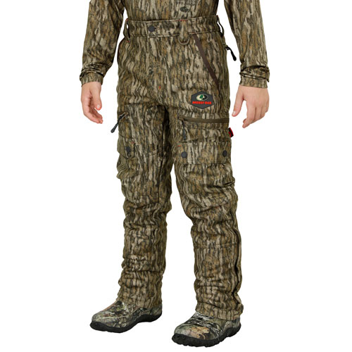 Mossy Oak youth camo pants