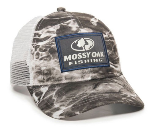 Mossy Oak Fishing cap