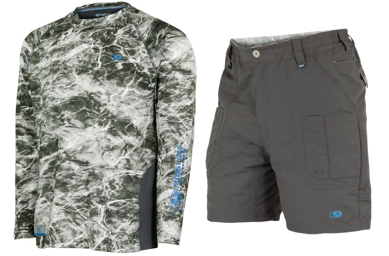 Mossy Oak Fishing men's apparel