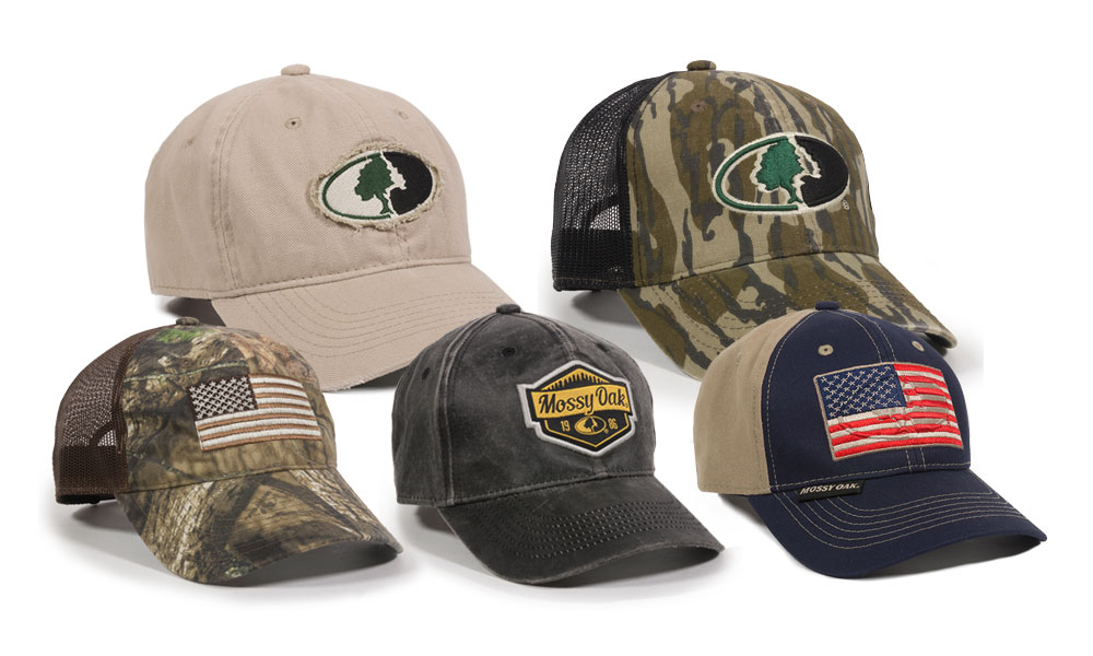 d9d6f3ec0 Outdoor Cap's Exclusive Line of Mossy Oak Headwear | Mossy Oak