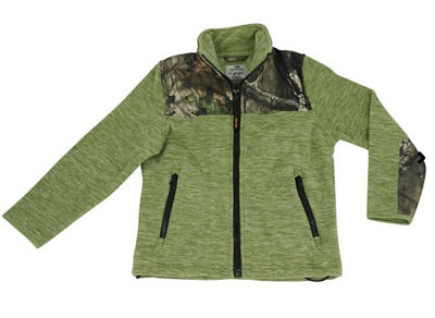 Mossy Oak youth jacket