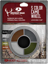 Mossy Oak Face Paint
