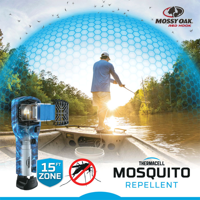 Mossy Oak Thermacell Mosquito Repellent