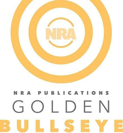 NRA Golden Bullseye award logo