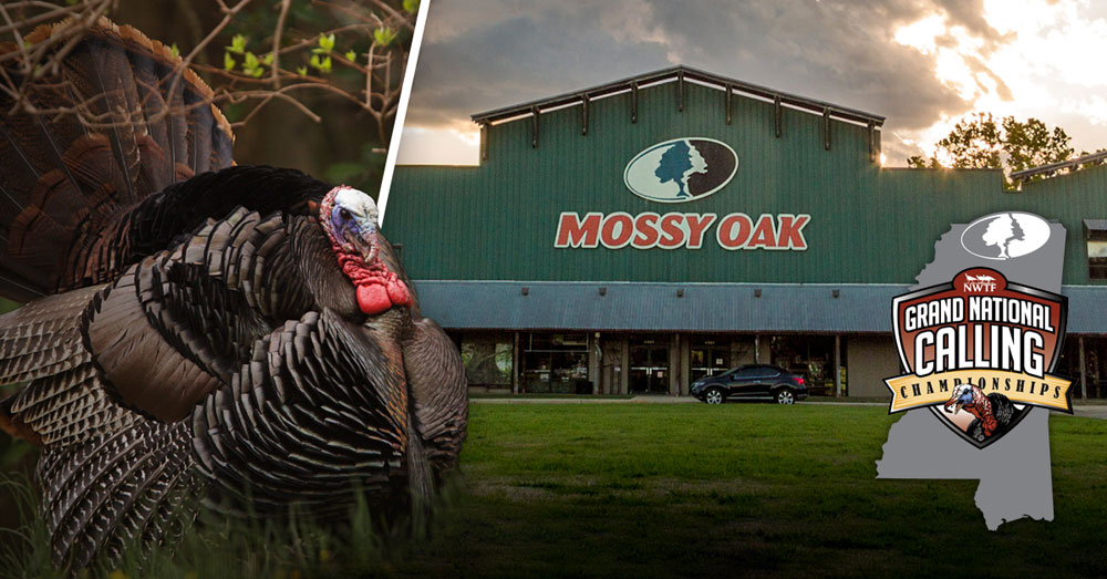 Mossy Oak Store NWTF Calling Contest