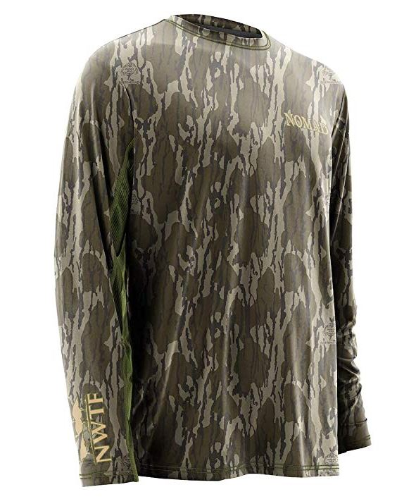 Mossy Oak Nomad NWTF ls tee