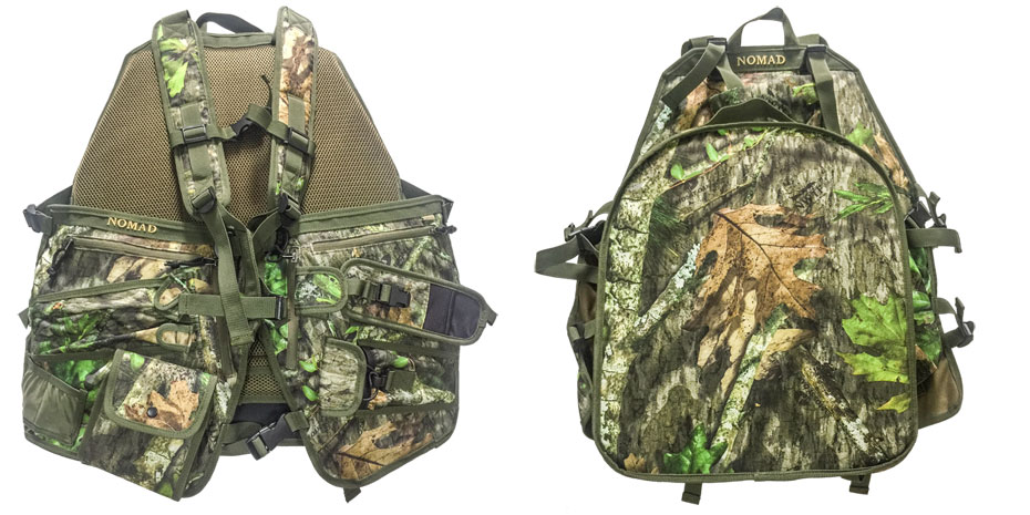 7f3521ba6c431 New Mossy Oak Turkey Vests for 2018 | Mossy Oak