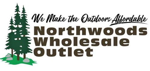 Northwoods Wholesale Outlet logo