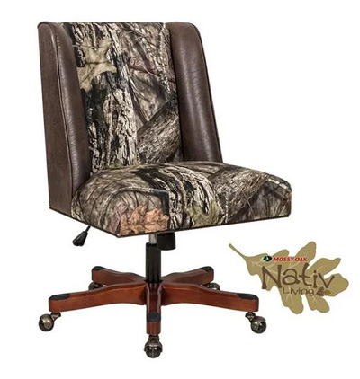camo office chair