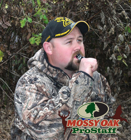 James McDonald Mossy Oak ProStaff
