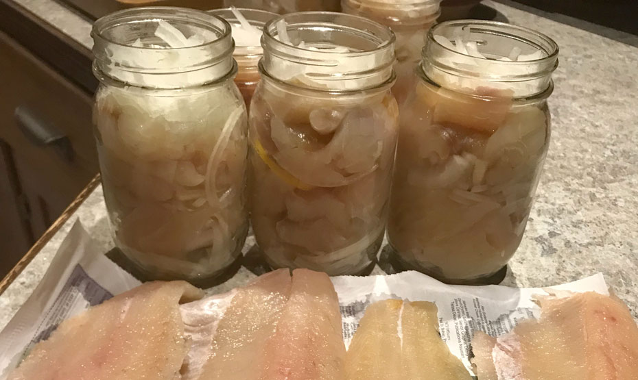 pickled fish recipe