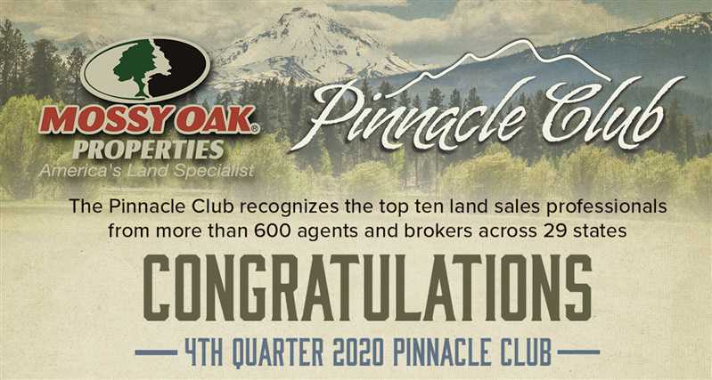 Pinnacle Award 2020 4Q