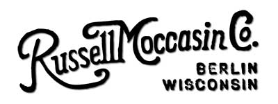 Russell Moccasin logo