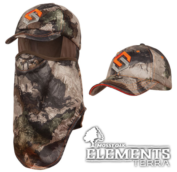 Scent-Lok Mossy Oak Elements Terra headwear