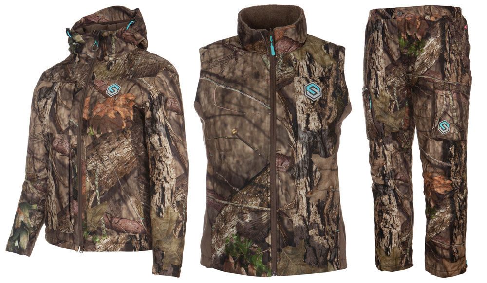 Scentlok Coldblooded women's apparel