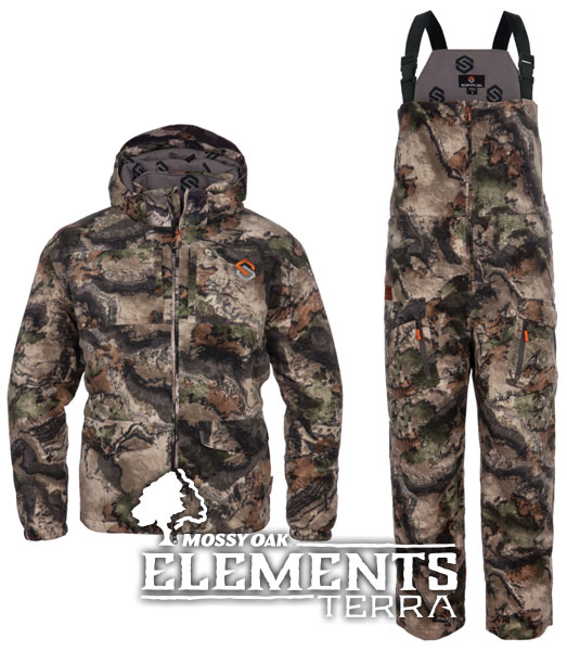 Mossy Oak Elements Terra Scent-Lok Fortress