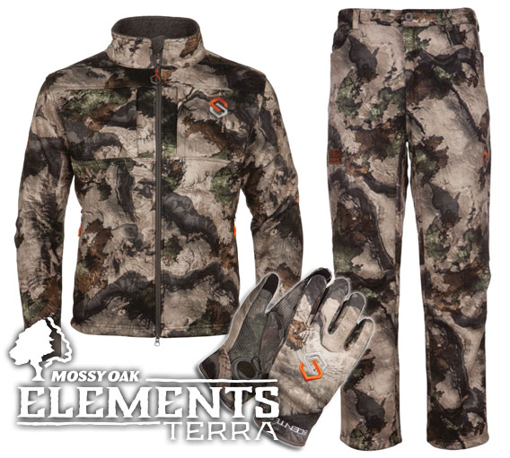 Mossy Oak Elements Terra Scent-Lok Voyage