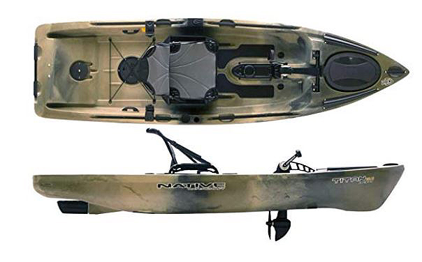 Native Watercraft Kayak Titan