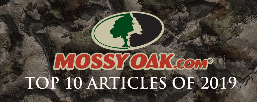 Mossy Oak Top 10 Articles of 2019