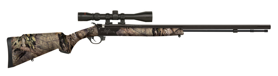 mossy oak traditions muzzleloader