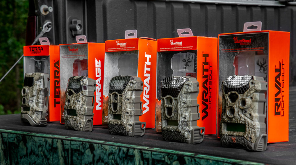 Wildgame Innovations trail cameras