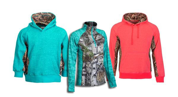 Trailcrest Mossy Oak apparel