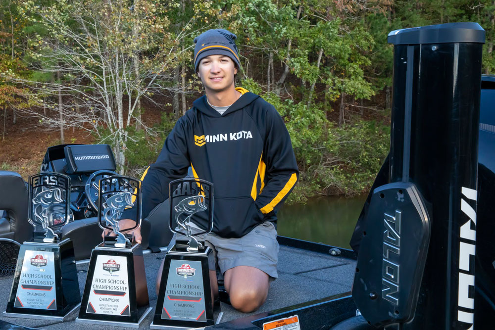 Tucker Smith Bassmaster High School