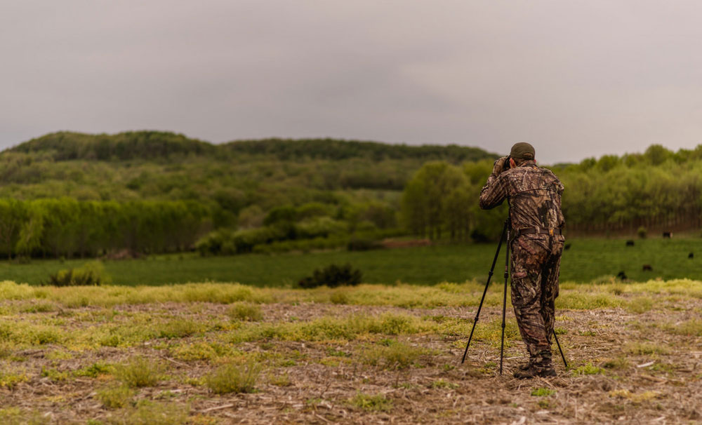 Turkey Season Scouting