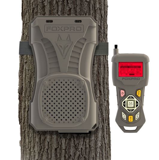 electronic turkey call foxpro