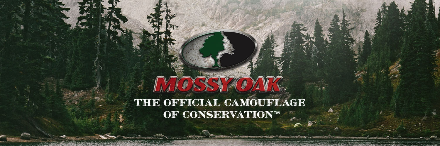 Mossy Oak official camo of conservation
