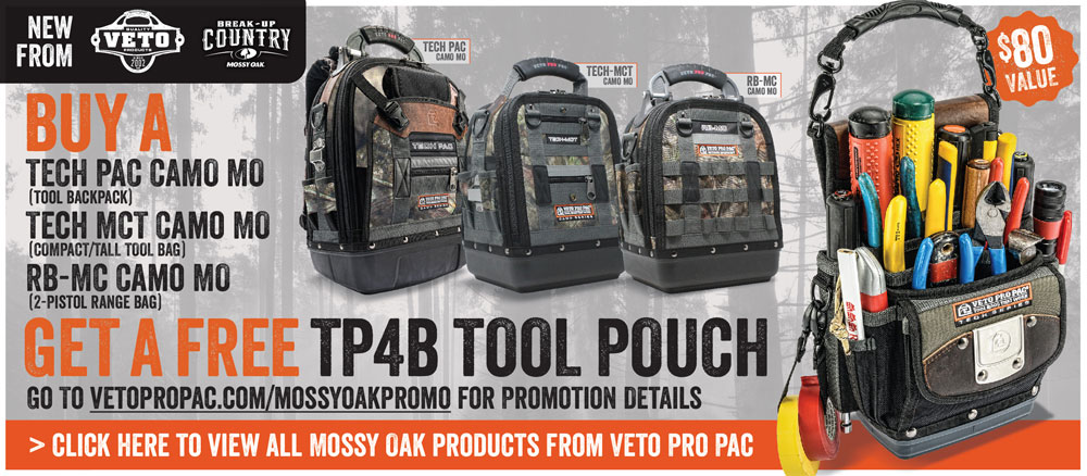 Veto Pro Pack special offer