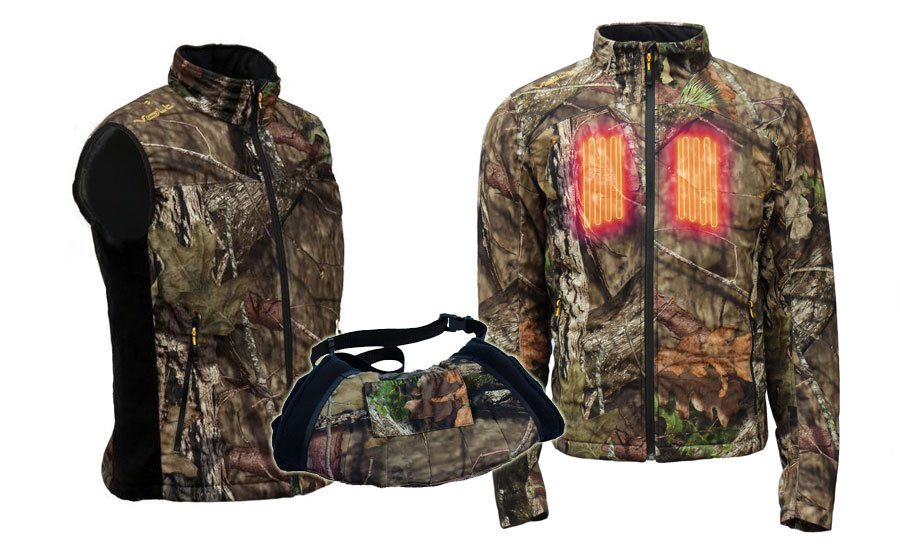Volt heated apparel Mossy Oak